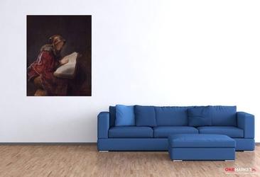 prorokini anna rembrandt van rijn ; obraz - reprodukcja
