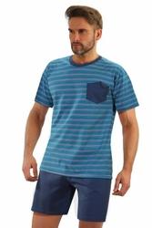 Sesto senso wzór 05 k67zc piżama męska
