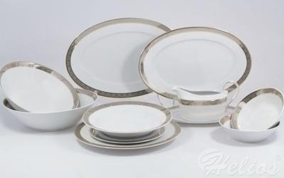 Serwis obiadowy bez wazy dla 12 os.  44 części - g626 jenny