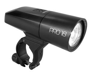 Lampa przednia cube pro 18 black -13962-80