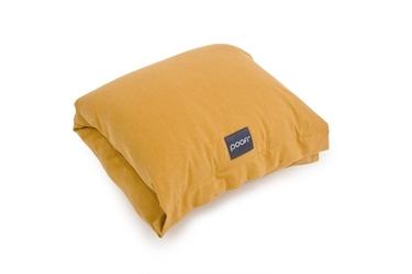 Poofi poduszka do karmienia na rękę - kolor musztardowy