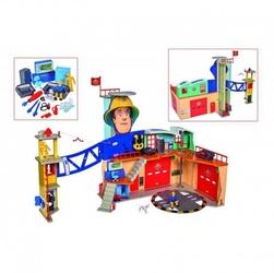 Simba - strażak sam remiza strażacka xxl z figurką światło dźwięk