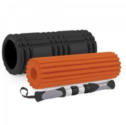 Zestaw wałków do ćwiczeń - roller mixroll