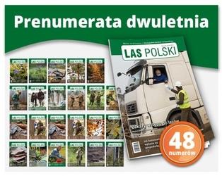 Las polski – prenumerata dwuletnia 48 numerów