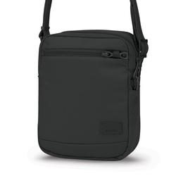 Torba damska antykradzieżowa pacsafe citysafe cs75 - black - czarny