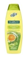 Palmolive, świeżość i lekkość, szampon do włosów normalnych i przetłuszczających się, 350ml