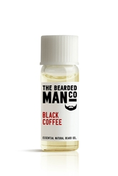 Bearded man co - olejek do brody czarna kawa - black coffee 2ml