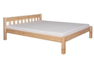 Łóżko drewniane Zesco 140x200 wiele kolorów