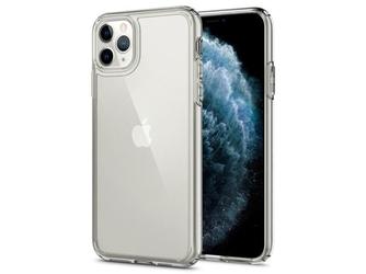Etui spigen crystal hybrid do apple iphone 11 pro crystal clear