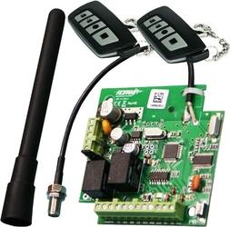Sterownik radiowy ropam - zestaw rf-4-2k 2 piloty - szybka dostawa lub możliwość odbioru w 39 miastach