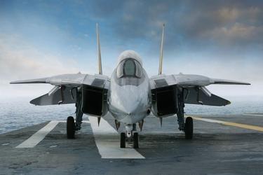 Fototapeta myśliwiec 2318