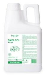 Vc 440 smelpol, skoncentrowany, antybakteryjny preparat rozkładający szkodliwe związki siarkowodorowe, zachodzące w procesach gnilnych, 5l