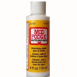 Mod Podge 3w1 matowy 118 ml decoupage