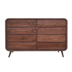 Table4u ::  drewniana komoda baśka 140x40x90 czekolada