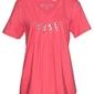 Shirt z aplikacją bonprix jasnoróżowy