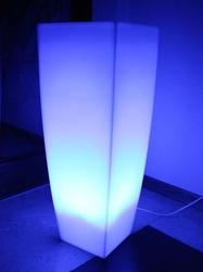 Donica podświetlana juno 92 cm rgb 16 kolorów