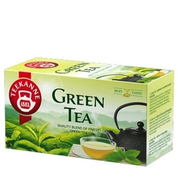 Herbata teekanne green tea 20t - zielona