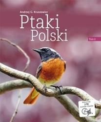 Ptaki polski tom ii - andrzej g. kruszewicz