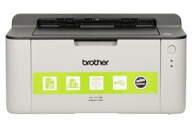 Brother drukarka hl-1110e a4  mono usb20ppmpod.150ark.1000kopii@start