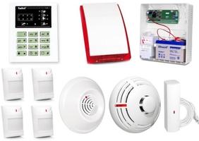 Alarm satel ca-6 led, 4xaqua plus, fd-1, dg-1 co, tsd-1, syg. zew. sp-4003 - możliwość montażu - zadzwoń: 34 333 57 04 - 37 sklepów w całej polsce