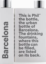 Butelka na wodę phil barcelona