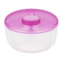 Pojemnik na mleko w proszku oxo - pink