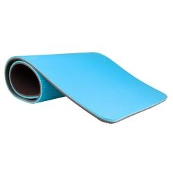 Mata do ćwiczeń profi niebieska - insportline - niebieski