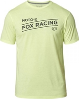 Fox t-shirt banner tech limestone