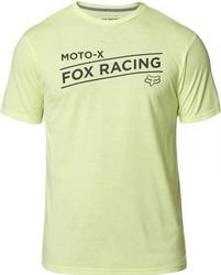 Fox t-shirt banner tech limestone