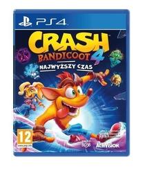 Cenega gra ps4 crash bandicoot 4 najwyższy czas