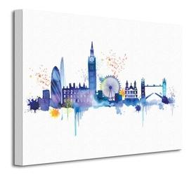 London skyline - obraz na płótnie