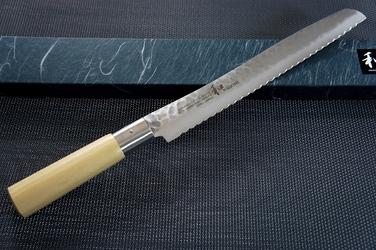 Nóż do pieczywa nagomi shiro 23cm ns230br
