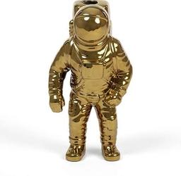 Wazon astronauta seletti złoty