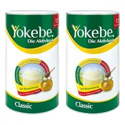 Yokebe classic koktajl na odchudzanie w proszku dwupak