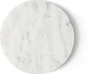 Blat wire marmurowy biały