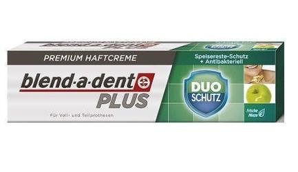 Blend-a-dent plus dual protection klej do protez 40g