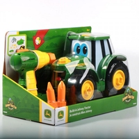 John deere zbuduj traktor