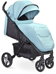 Caretero titan mint wózek spacerowy + folia