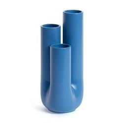 Wazon aranty niebieski wys. 29 cm