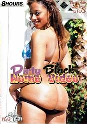 Dirty black home video