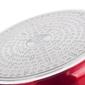 Berlinger haus garnki i patelnie burgundy metallic zestaw 10 el. indukcja