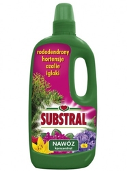 Płynny nawóz do roślin kwaśnolubnych – 1 l substral