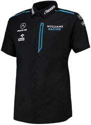 Koszula williams racing 2019 czarna