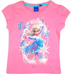 Koszulka frozen  elsa let it go  6 lat