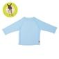 Koszulka z długim rękawem splashfun uv 50+  - light blue 36mc