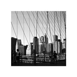 New york bridge - reprodukcja