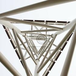 Fototapeta technologia abstrakcyjne struktury