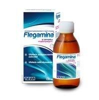Flegamina 4mg5ml syrop smak malinowy 120ml