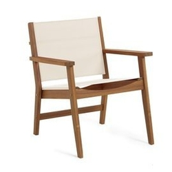 Krzesło ogrodowe ilida białe