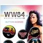 Wonder woman 84 neon - przypinki